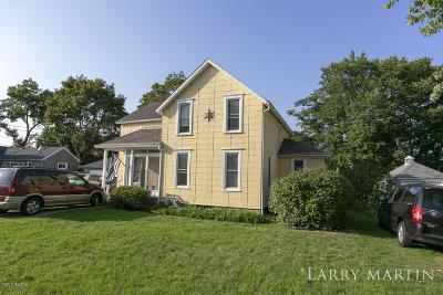 Single Family Home For Sale: 3993 Prairie Street SW