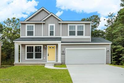 Jenison Single Family Home For Sale: 8857 Abbington Drive #Lot 299