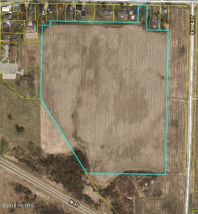 Clinton County, Gratiot County, Isabella County, Kent County, Mecosta County, Montcalm County, Muskegon County, Newaygo County, Oceana County, Ottawa County, Ionia County, Ingham County, Eaton County, Barry County, Allegan County Residential Lots & Land For Sale: 158 E Waterloo Street