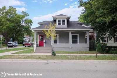 Single Family Home For Sale: 337 Eastern Avenue NE