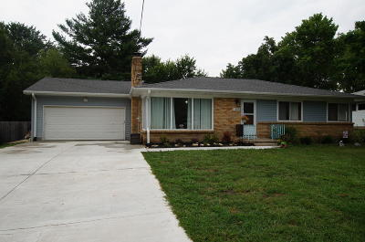 Kentwood Single Family Home For Sale: 1170 Meadowlane Drive SE