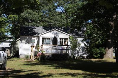 Dowagiac Single Family Home For Sale: 115 Haines Street