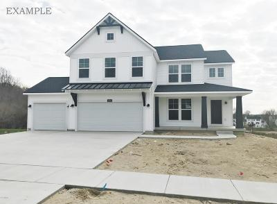Jenison Single Family Home For Sale: 9006 Deer Haven Drive #Lot 252