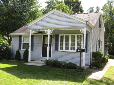 Allegan County Single Family Home For Sale: 159 Ida Street