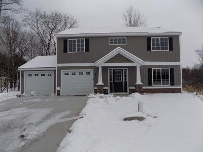 Sparta Single Family Home For Sale: 11665 Ridge Water NE