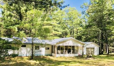 White Cloud Single Family Home For Sale: 7923 E 4th Street