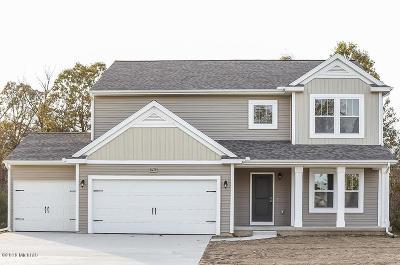 Kalamazoo Single Family Home For Sale: 5579 Framingham Avenue