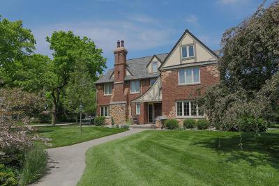 Parchment Single Family Home For Sale: 405 Park Avenue