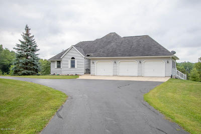 Eaton County Single Family Home For Sale: 11935 Edgewood Road
