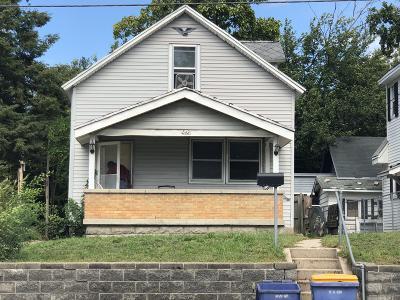 Single Family Home For Sale: 849 Hall Street SE