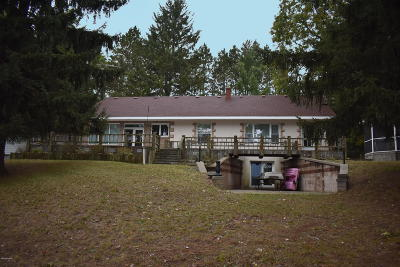 Benzie County, Charlevoix County, Clare County, Emmet County, Grand Traverse County, Kalkaska County, Lake County, Leelanau County, Manistee County, Mason County, Missaukee County, Osceola County, Roscommon County, Wexford County Single Family Home For Sale: 7905 E Hansen Road
