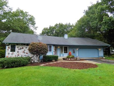 Grand Haven, Spring Lake Single Family Home For Sale: 18713 Sioux Drive