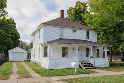 Otsego Single Family Home For Sale: 118 E Orleans Street