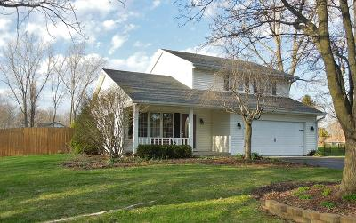 St. Joseph Single Family Home For Sale: 1647 Miners Road