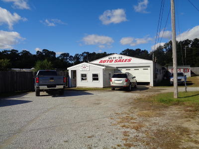 Berrien County Commercial For Sale: 2530 S 11th Street