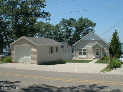 Newaygo Single Family Home For Sale: 9327 Catalpa Avenue