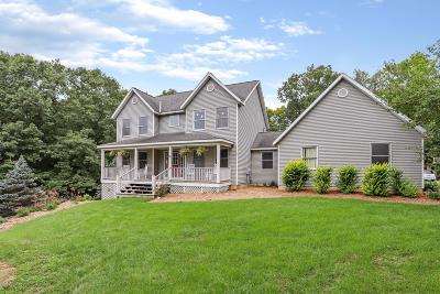 Hamilton Single Family Home For Sale: 4069 Rabbit River Drive