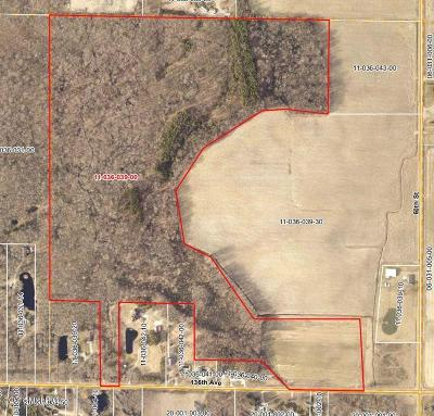 Saugatuck, Douglas Residential Lots & Land For Sale: 136th Avenue