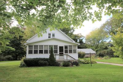 Grand Haven Single Family Home For Sale: 15085 160th Ave Avenue