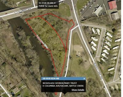 Residential Lots & Land For Sale: E Columbia