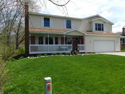 Single Family Home For Sale: 5606 Ramblewood Drive SE