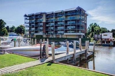 South Haven Condo/Townhouse For Sale: 815 E Wells Street #404