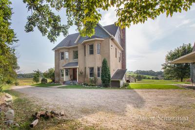 Hudsonville Single Family Home For Sale: 1889 24th Ave