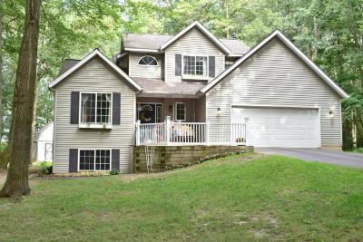 Cedar Springs Single Family Home For Sale: 3505 Bennington Drive NE
