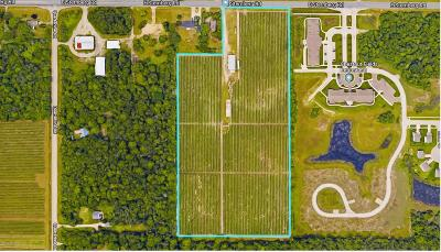 Muskegon County, Newaygo County, Oceana County, Ottawa County Residential Lots & Land For Sale: 2141 E Sternberg Road