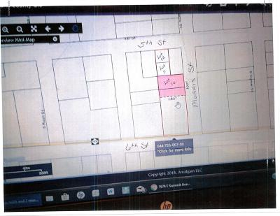 Oceana County Residential Lots & Land For Sale: Morris Street
