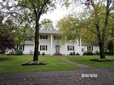 Ravenna Single Family Home For Sale: 2932 Maple Island Road