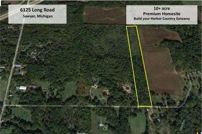 Sawyer Residential Lots & Land For Sale: 6125 Long Road