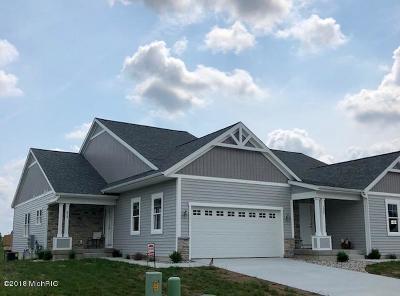 Coopersville Condo/Townhouse For Sale: 224 Hazelnut Drive #44