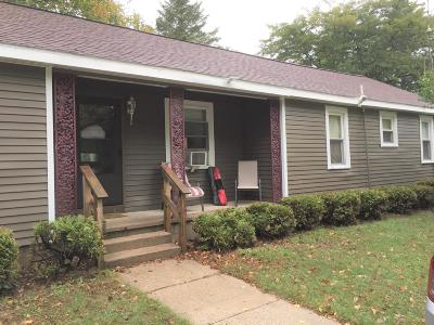 Oceana County Single Family Home For Sale: 5722 W Second Street