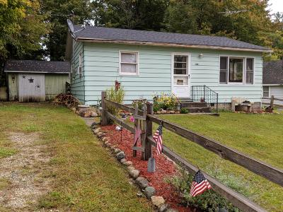 Mecosta County Single Family Home For Sale: 18864 Hill View Boulevard