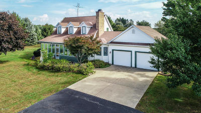 Coloma Single Family Home For Sale: 1360 Friday Road