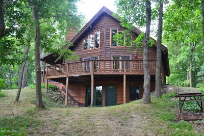 St. Johns Single Family Home For Sale: 6835 S Krepps Road