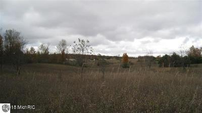 Benzie County, Charlevoix County, Clare County, Emmet County, Grand Traverse County, Kalkaska County, Lake County, Leelanau County, Manistee County, Mason County, Missaukee County, Osceola County, Roscommon County, Wexford County Residential Lots & Land For Sale: 00 Fewins Road