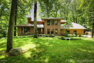 Ada MI Single Family Home For Sale: $515,000