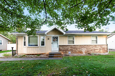 Wyoming Single Family Home For Sale: 4631 Valleyridge Avenue SW