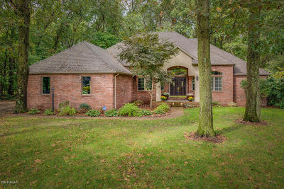Edwardsburg Single Family Home For Sale: 26702 White Oak Street