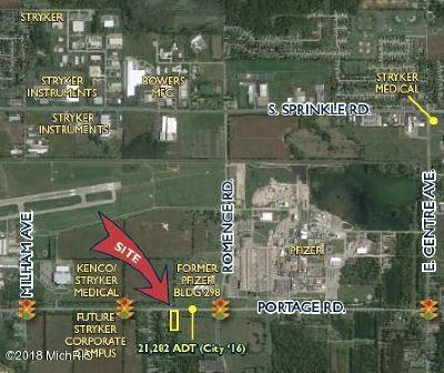Kalamazoo County Residential Lots & Land For Sale: 6710 Portage Road