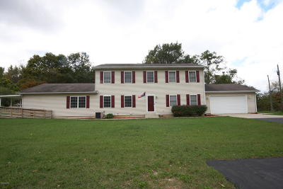 Lawton Single Family Home For Sale: 24573 Co Rd 358