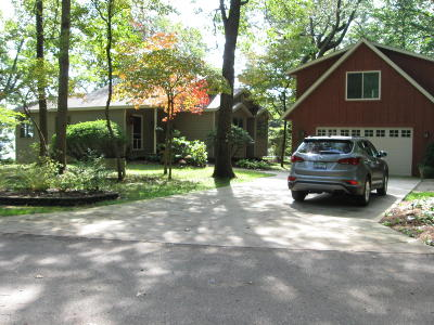 Saugatuck, Douglas Single Family Home For Sale: 6202 131st Street