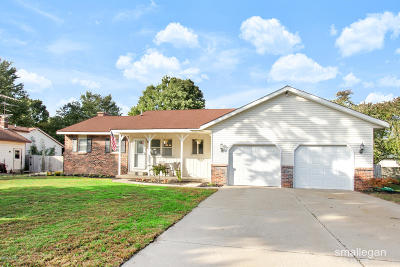 Single Family Home For Sale: 2683 Sun Valley Street