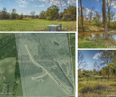 Clinton County, Gratiot County, Isabella County, Kent County, Mecosta County, Montcalm County, Muskegon County, Newaygo County, Oceana County, Ottawa County, Ionia County, Ingham County, Eaton County, Barry County, Allegan County Residential Lots & Land For Sale: 1-15 Woodland Creek Trl