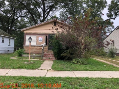 Muskegon Heights Single Family Home For Sale: 2509 Howden Street