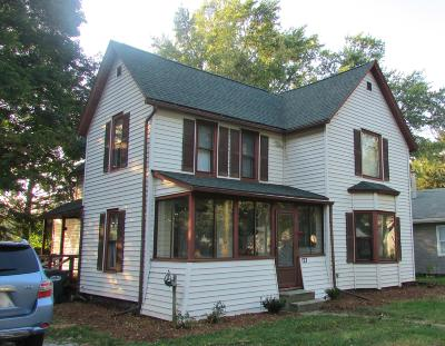 Watervliet Single Family Home For Sale: 127 N Pleasant Street