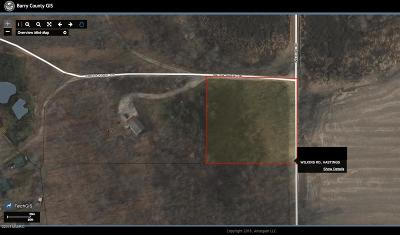 Hastings Residential Lots & Land For Sale: V/L Wilkins Road