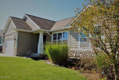 Hudsonville Single Family Home For Sale: 6537 Bradenwood Drive